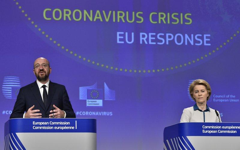 Belgium unveils exit strategy to gradually lift coronavirus lockdown