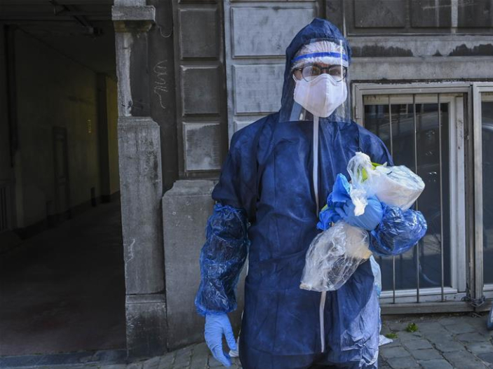 The latest: COVID-19 outbreak worldwide (Updated April 25)