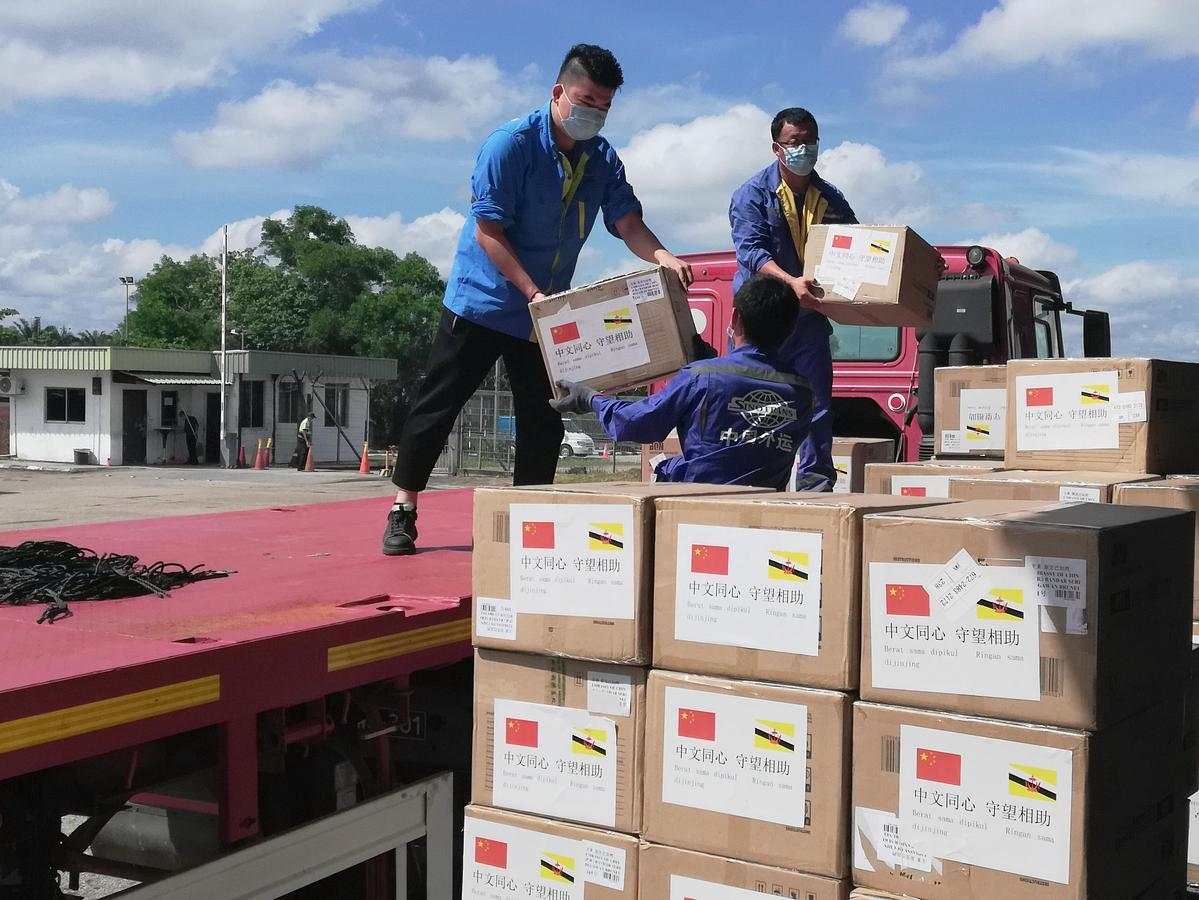 Southeast Asia grateful for Chinese help in crisis