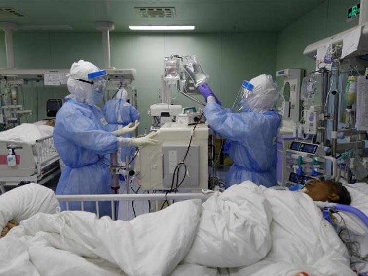Wuhan's severe COVID-19 cases drop to zero