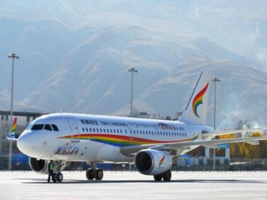 Tibet Airlines to increase domestic routes