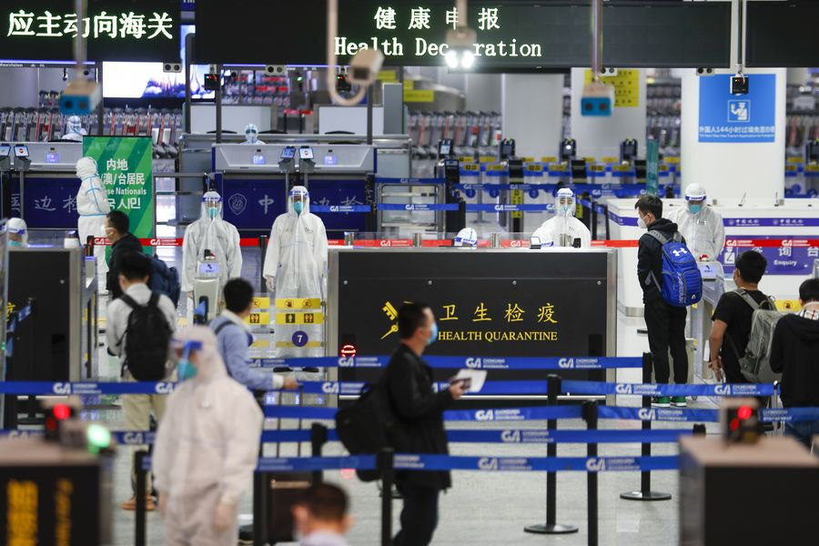 Chinese mainland reports 11 newly confirmed COVID-19 cases