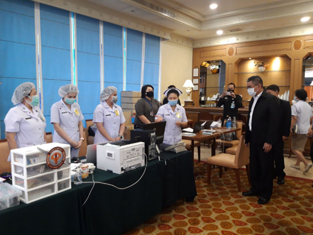 Thailand's COVID-19 cases rise to 2,922 with 15 new infections
