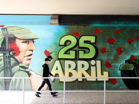 Portugal marks Carnation Revolution in parliament amid pandemic