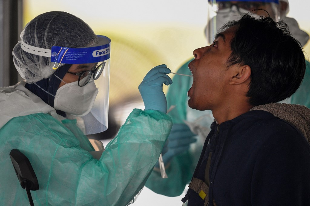 Malaysia reports 38 new COVID-19 cases, bringing total to 5,780