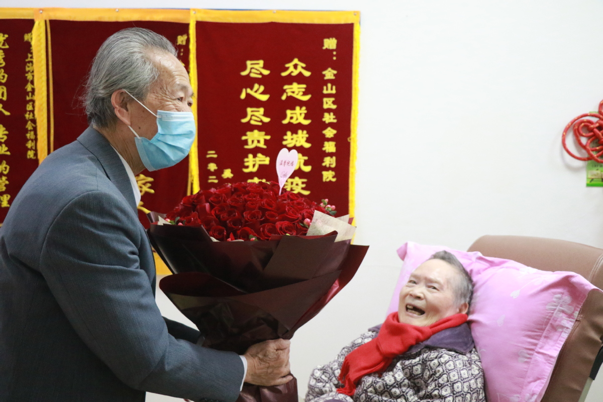 Life expectancy of Shanghai residents increases