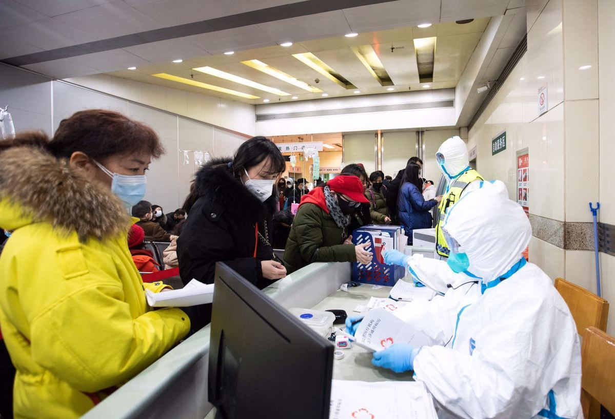 Wuhan hospital to set up major medical center on epidemics