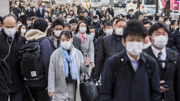 COVID-19 cases in Japan rise by 368 to 13,943