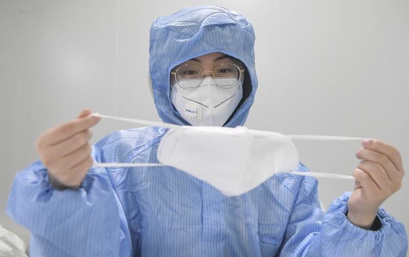 China tightens quality control on medical supplies exports