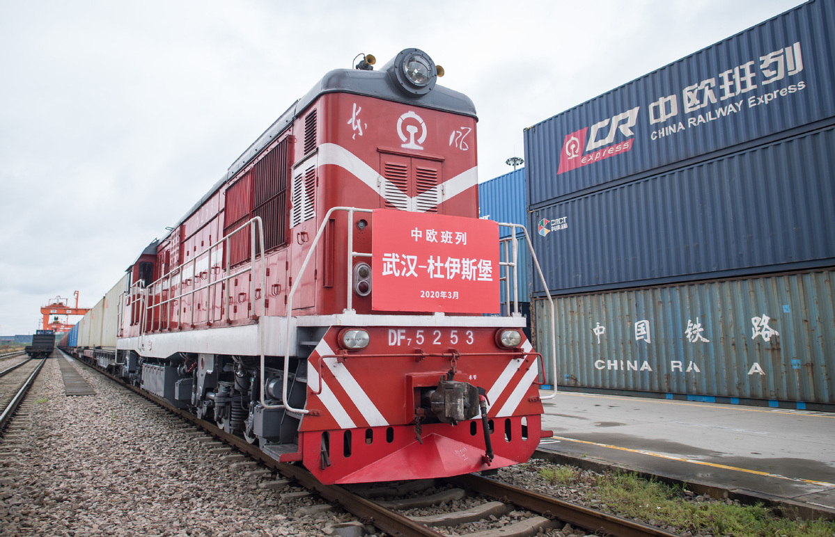 China-Mongolia border port sees over 500 China-Europe freight trains