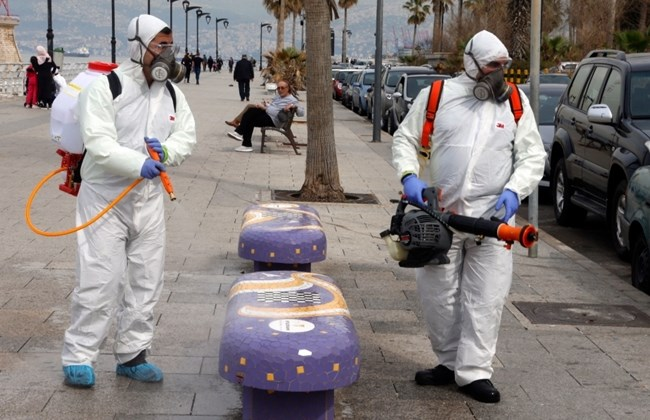 Lebanon records 707 COVID-19 infections, death toll at 24
