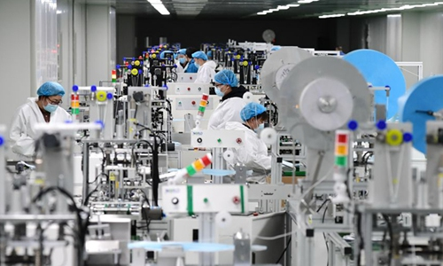 China works on quality as exports of medical supplies for COVID-19 hit $7.7b