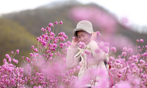 Hubei scenic spots allow tourists with prior reservations during May Day holiday