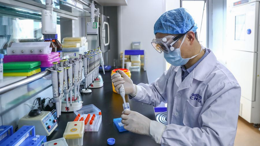 Beijing: Tracing virus origin shouldn't be about blaming others
