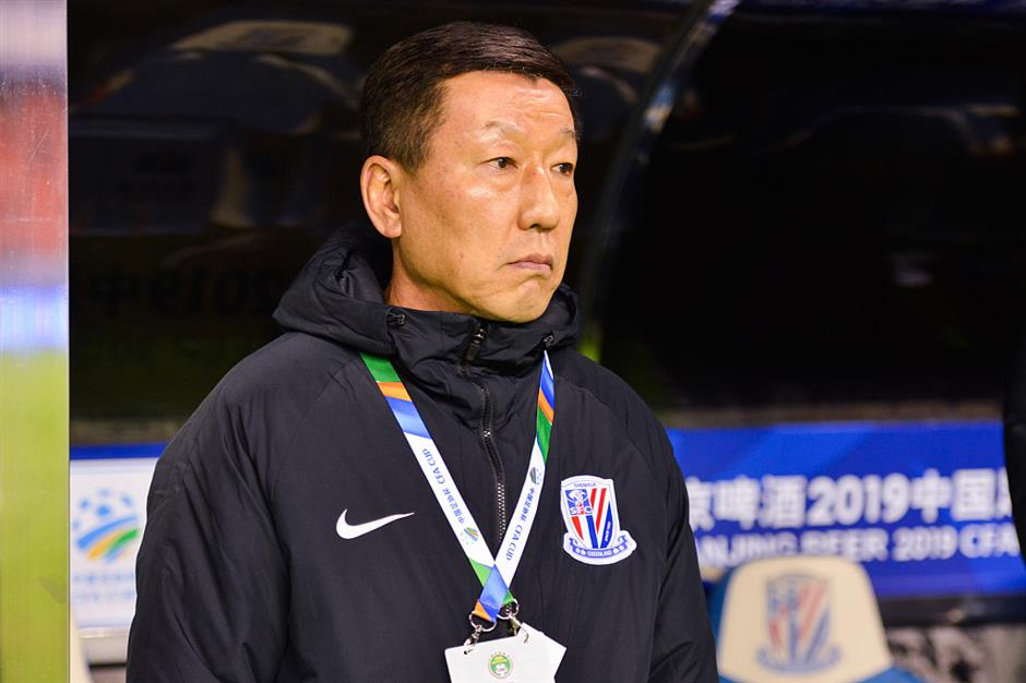 Shenhua preparing for possible CSL kickoff in June, says coach