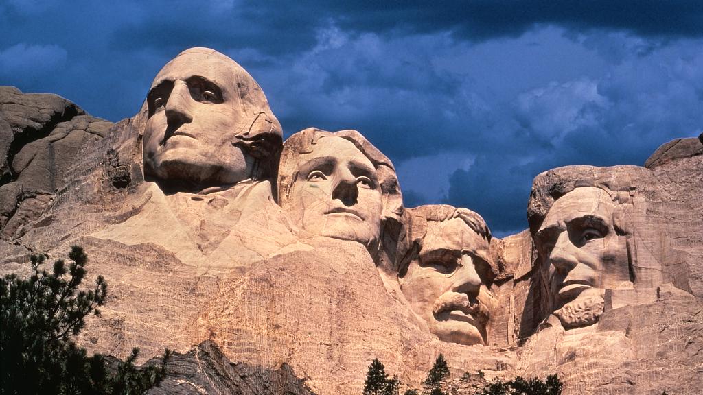 Mount Rushmore drawing visitors escaping US virus lockdowns