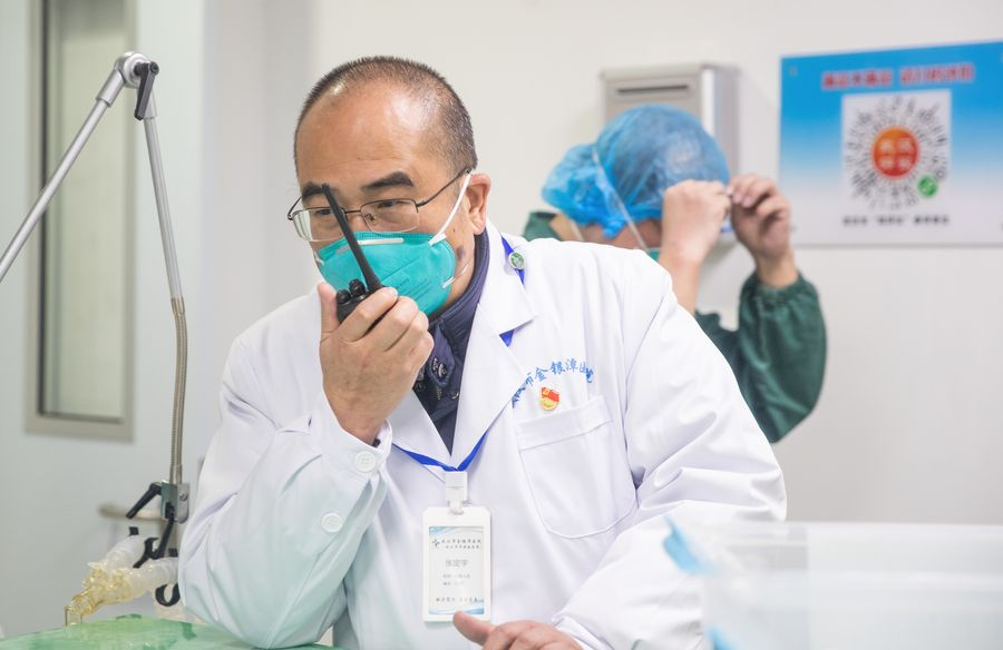 Second outbreak 'unlikely' in Wuhan: Jinyintan Hospital chief