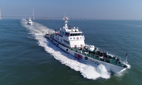 China's armed police to join maritime law enforcement: draft amendment