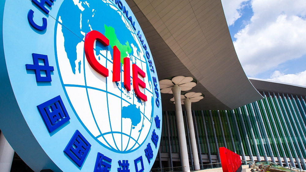 Over 70 pct of exhibition area at China's import expo booked