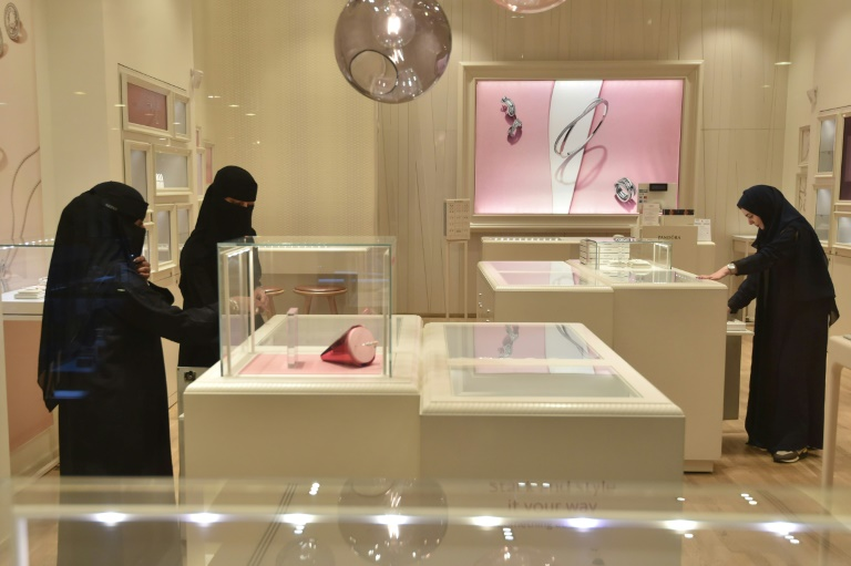 As society opens, Saudi women surge into job market