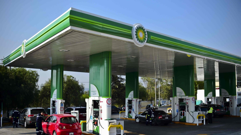 BP announces $4.4bn quarterly loss as oil prices crash