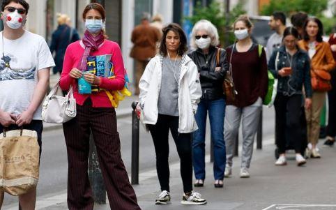 French coronavirus touches nearly 130,000 diagnoses
