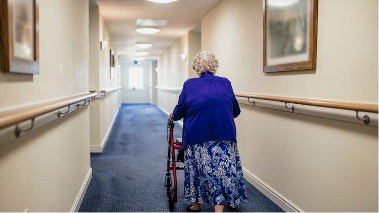 Care homes the new frontline in UK in combating COVID-19 pandemic
