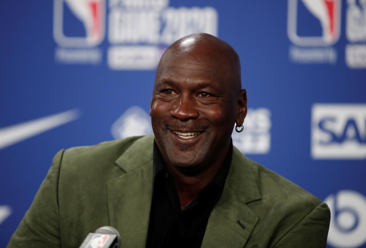 Jordan documentary fills NBA viewing void
