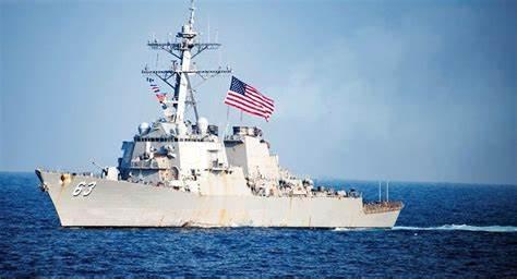 64 sailors test positive for COVID-19 aboard US Navy destroyer