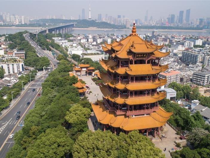 Landmark tourist attraction reopens in Wuhan