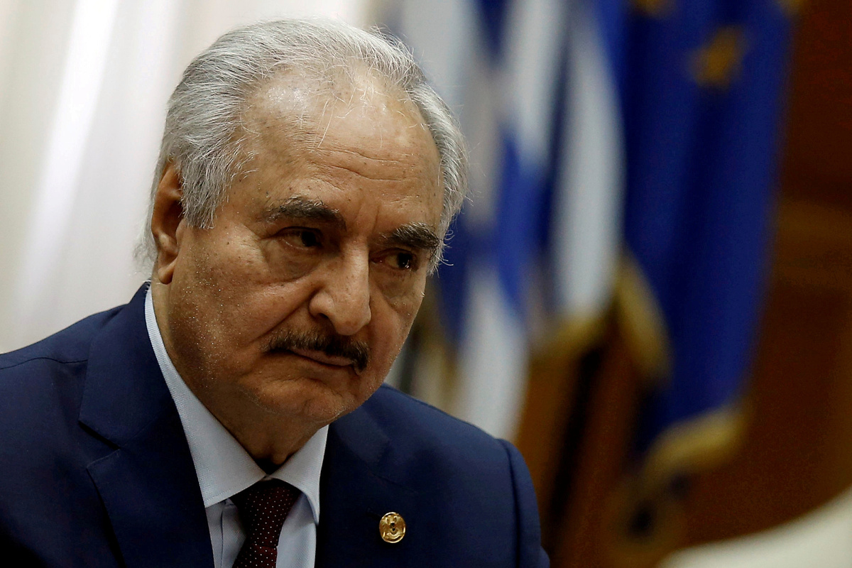 UN rejects Haftar's claim to lead Libya