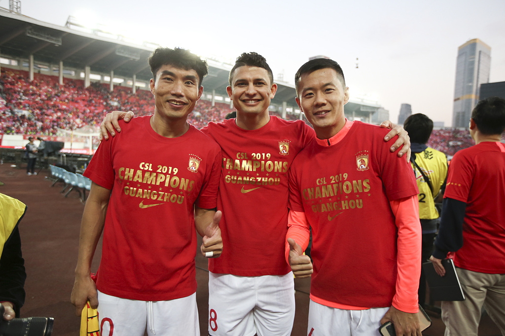 Brazilian-born Goncalves named for first time in China's World Cup qualifiers team