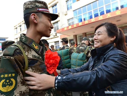 China starts 2020 H2 military recruiting