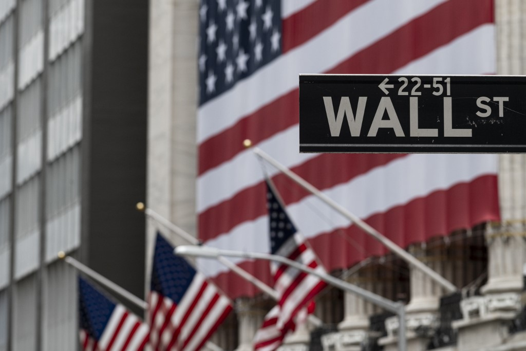 US stocks open lower after another spike in jobless claims