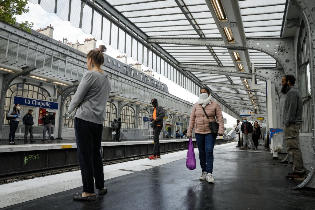 France GDP down by 5.8 pct in Q1 2020, sharpest fall since 1949