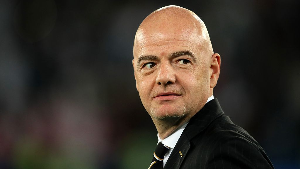 FIFA's Infantino suspected of intervening to stop probe