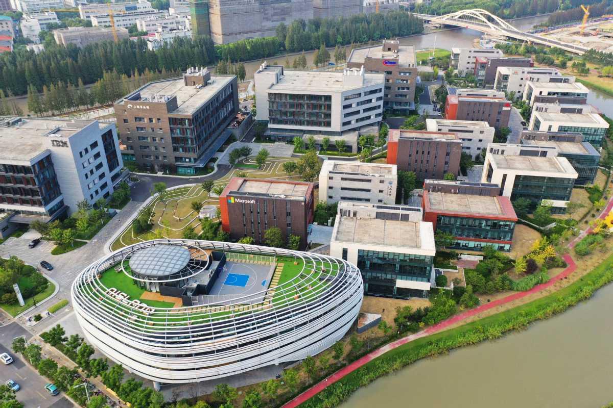 High-tech park nurtures scientific innovation