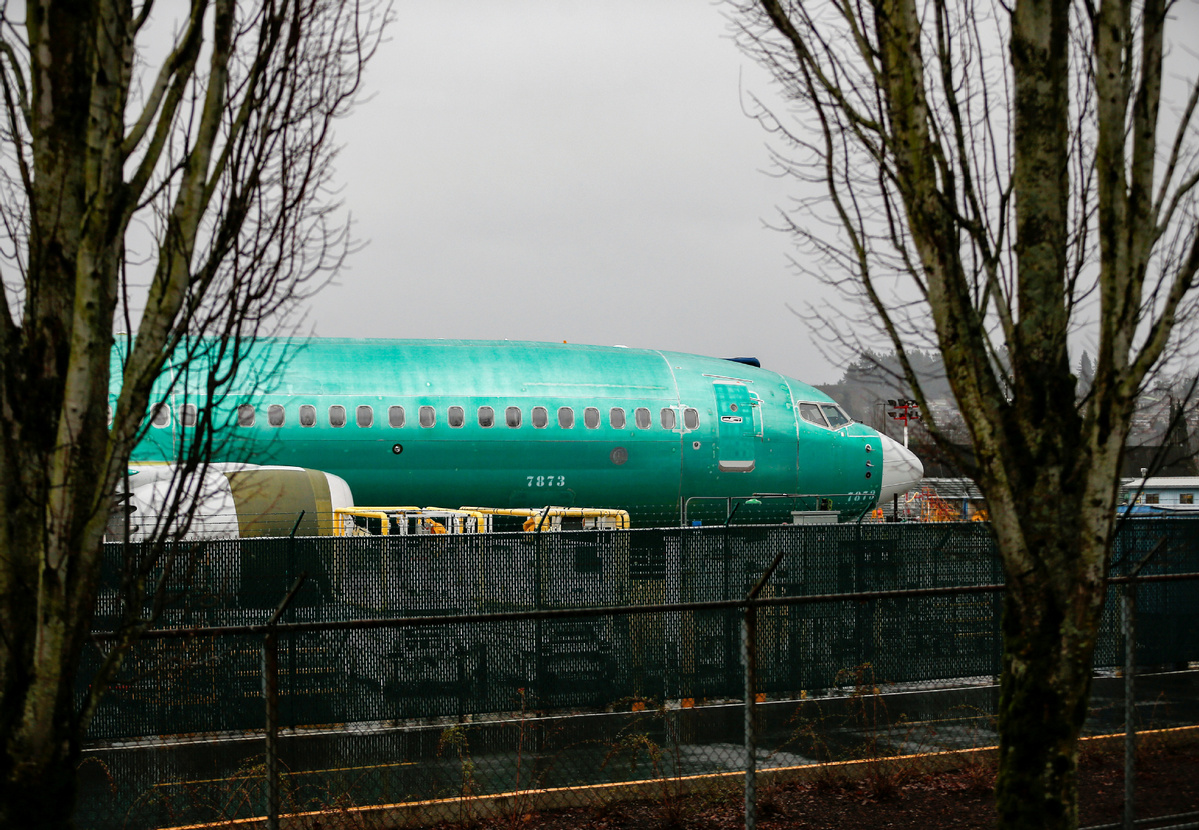 Boeing loses $641 million in first quarter