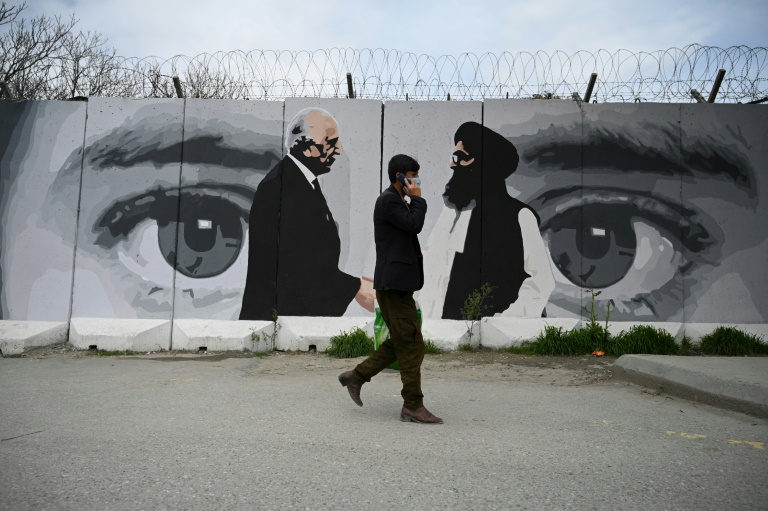 Afghan peace process risks collapse as violence flares