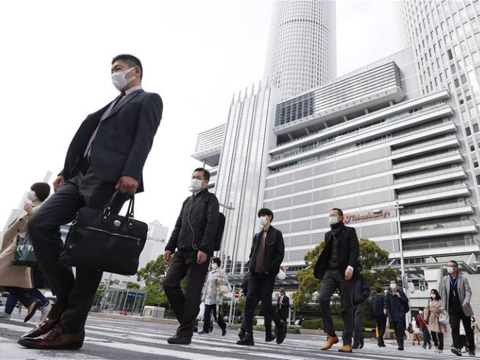 Study: 2nd Japan infection wave came from West