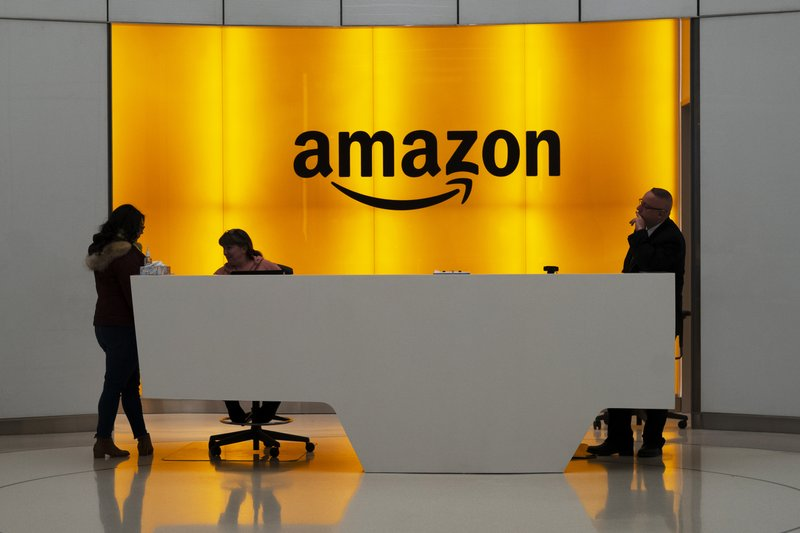 Trump trade office adds Amazon to 'notorious markets' list
