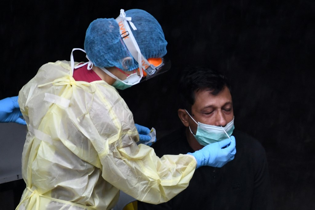 Iraq's COVID-19 cases exceed 2,000