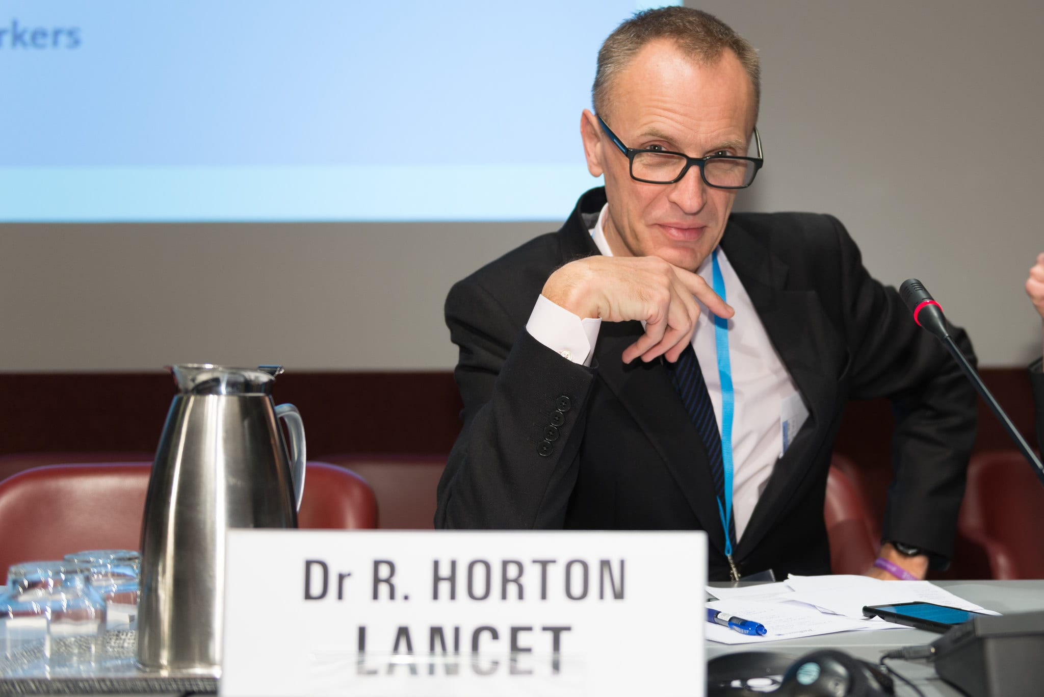 The Lancet editor calls coronavirus 'the biggest' global science policy failure in a generation
