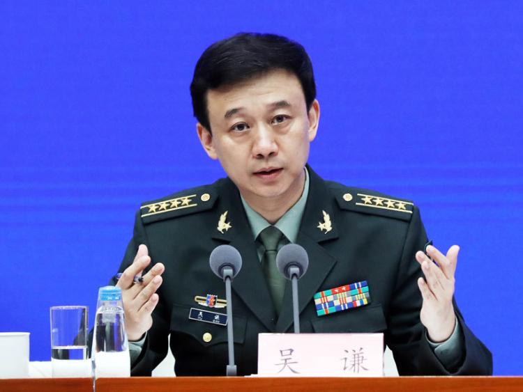 PLA slams naval drills in South China Sea