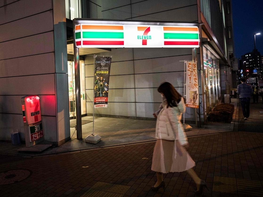 Japan's department store sales log record fall in April