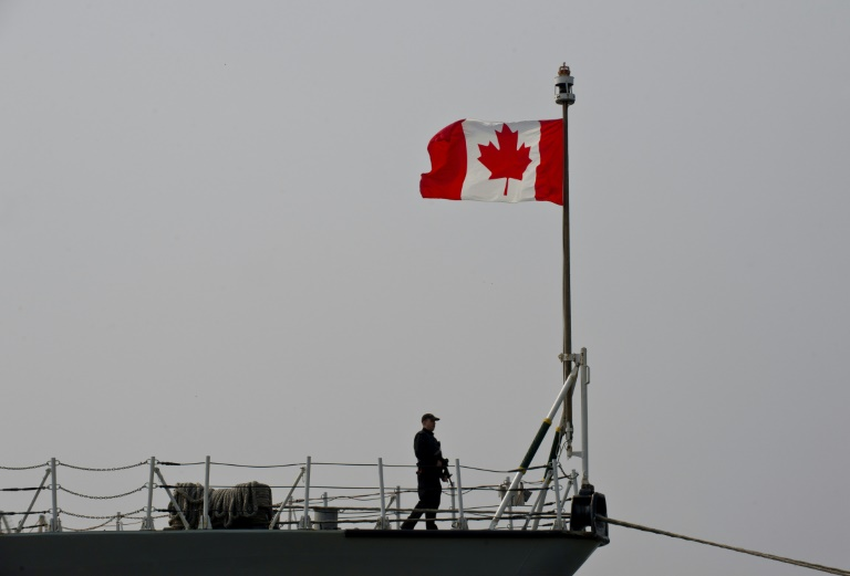 Debris of missing Canadian NATO helicopter 'found off Greece'