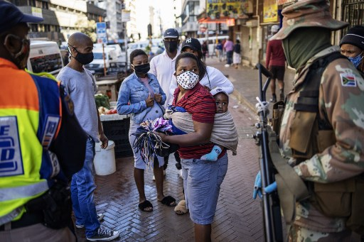 South Africa starts easing coronavirus lockdown