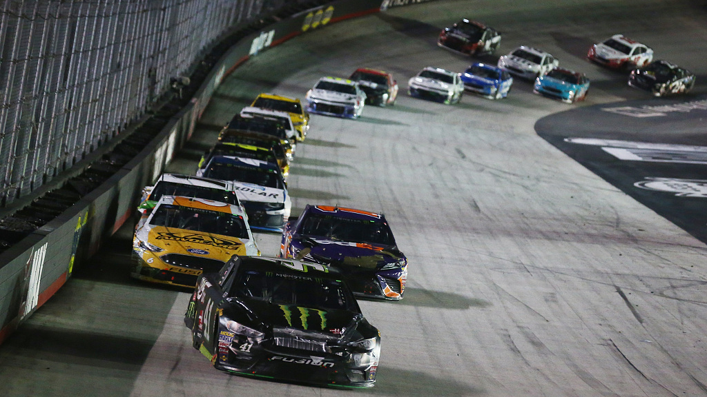 NASCAR to resume season in mid-May without spectators