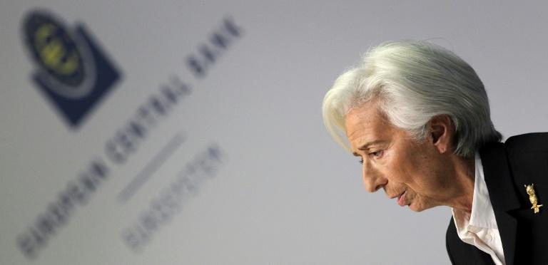 ECB's Lagarde warns of 'unprecedented' slump
