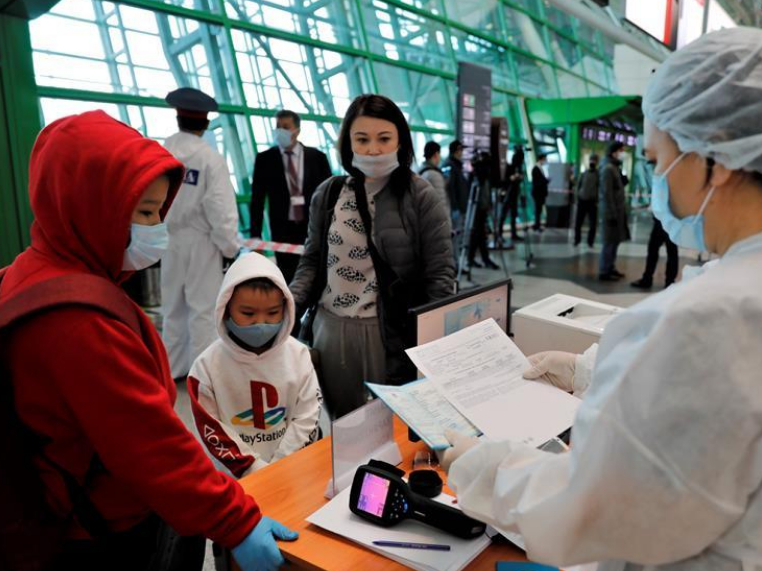 Kazakhstan resumes flights between Nur-Sultan, Almaty